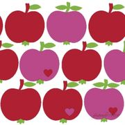 Lunchservett Apple red & pink 33x33cm 20st