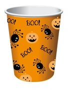 Pappersmugg 24cl Halloween Ghosts