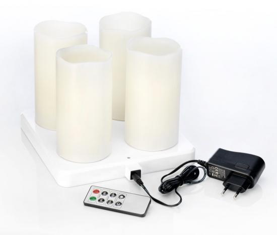 Prima LED-Blockljus Vit Utomhusbruk RN-02