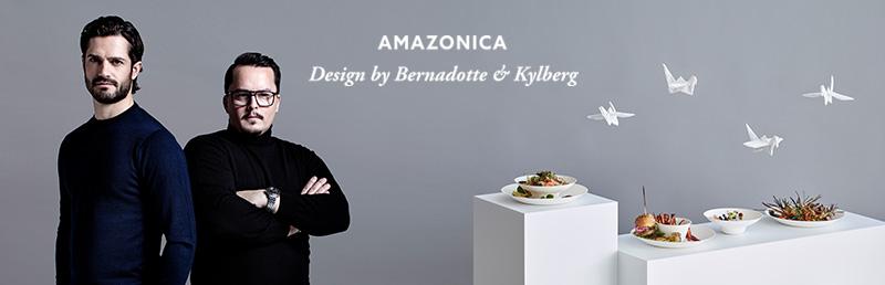 amazonica design by bernadotte & kylberg